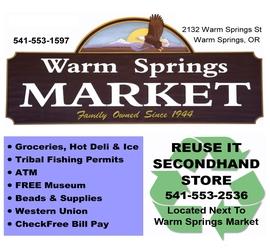 warm springs market
