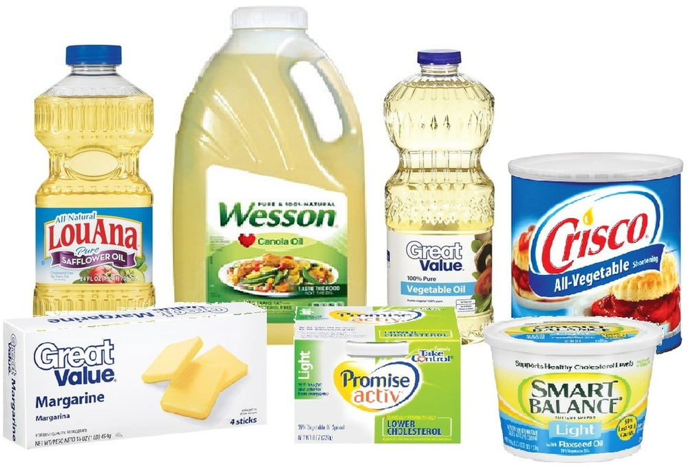 Healthy Eating: Oils &...